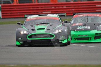 © Octane Photographic 2010. British GT Championship, Silvertstone, 14th August 2010. Digital ref : 0034cb7d0720