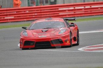 © Octane Photographic 2010. British GT Championship, Silvertstone, 14th August 2010. Digital ref : 0034cb7d0742