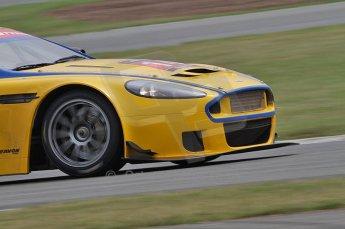 © Octane Photographic 2010. British GT Championship, Silvertstone, 14th August 2010. Digital ref : 0034cb7d0779