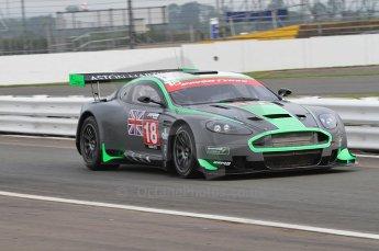 © Octane Photographic 2010. British GT Championship, Silvertstone, 15th August 2010. Digital ref : 0034cb7d1550