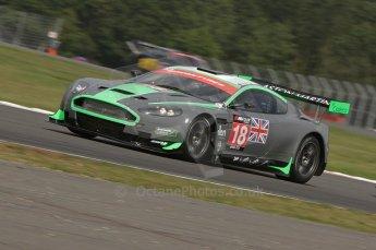 © Octane Photographic 2010. British GT Championship, Silvertstone, 15th August 2010. Digital ref : 0034CB7D2110