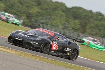© Octane Photographic 2010. British GT Championship, Silvertstone, 15th August 2010. Digital ref : 0034CB7D2148