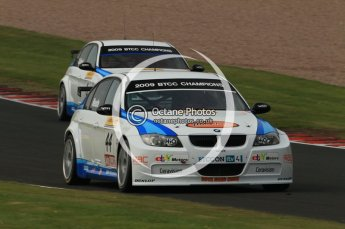 © Octane Photographic Ltd. 2010. British Touring Car Championship – Oulton Park. Saturday 5th June 2010. Digital Ref : 0125CB1D1095