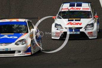 © Octane Photographic Ltd. 2010. British Touring Car Championship – Oulton Park. Saturday 5th June 2010. Digital Ref : 0125CB1D1767