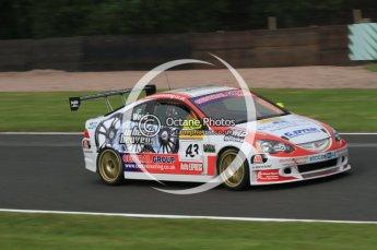 © Octane Photographic Ltd. 2010. British Touring Car Championship – Oulton Park. Saturday 5th June 2010. Digital Ref : 0125CB7D3474
