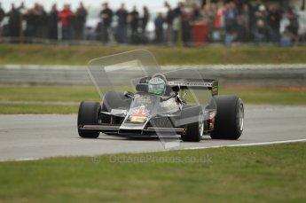 World © Octane Photographic 2010. 2010 Classic Lotus Festival, Snetterton. June 20th 2010. Lotus 78 - Heikki Kovalainen. Digital Ref : 0028CB1D7737