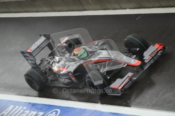 © Octane Photographic 2010. 2010 F1 Belgian Grand Prix, Friday August 27th 2010. Hispania F110 - Sakon Yamamoto. Digital Ref : 0030CB1D0408