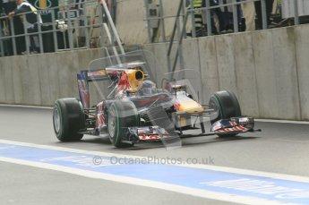 © Octane Photographic 2010. 2010 F1 Belgian Grand Prix, Friday August 27th 2010. Digital Ref : 0030CB1D1556