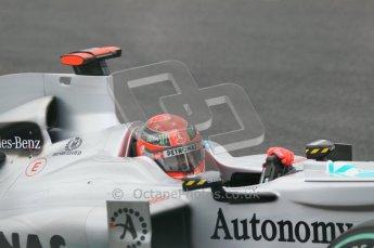 © Octane Photographic 2010. 2010 F1 Belgian Grand Prix, Friday August 27th 2010. Digital Ref : 0030CB1D1850