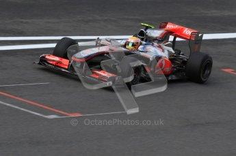 © Octane Photographic 2010. 2010 F1 Belgian Grand Prix, Saturday August 28th 2010. Digital Ref : 0030LW7D1131