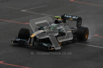 © Octane Photographic 2010. 2010 F1 Belgian Grand Prix, Saturday August 28th 2010. Digital Ref : 0030LW7D1553