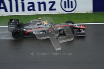 © Octane Photographic 2010. 2010 F1 Belgian Grand Prix, Friday August 27th 2010. Hispania F110 - Sakon Yamamoto. Digital Ref : 0030LW7D9896