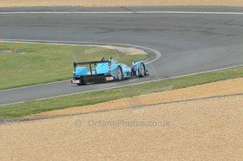 2010 Le Mans, Saturday June 12th 2010. Norma M200P-Judd, Julien Schell, Frederic Da Rocha, David Zollinger. Chapelle/Tertre Rouge. Digital Ref : CB1D2953