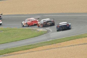 2010 Le Mans, Saturday June 12th 2010. Chapelle/Tertre Rouge. Digital Ref : CB1D3251
