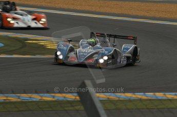 2010 Le Mans, Saturday June 12th 2010. Dunlop Chicane. Digital Ref : CB1D3883