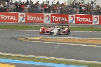 2010 Le Mans, Saturday June 12th 2010. Dunlop Chicane. Digital Ref : CB1D3893