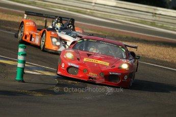 2010 Le Mans, Saturday June 12th 2010. Arnage Corner. Digital Ref : CB1D4229