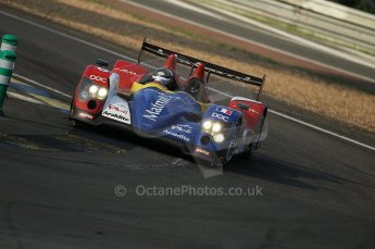 2010 Le Mans, Saturday June 12th 2010. Arnage Corner. Digital Ref : CB1D4281