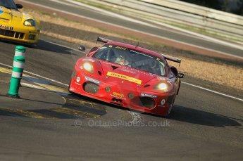 2010 Le Mans, Saturday June 12th 2010. Arnage Corner. Digital Ref : CB1D4346