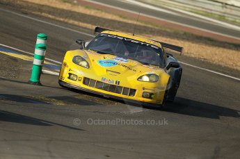 2010 Le Mans. Arnage Corner. Digital Ref : CB1D4349