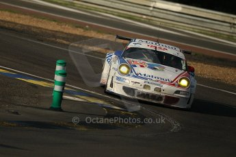 2010 Le Mans. Arnage Corner. Digital Ref : CB1D4387