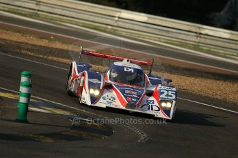2010 Le Mans. Arnage Corner. Digital Ref : CB1D4401