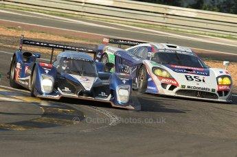 2010 Le Mans. Arnage Corner. Digital Ref : CB1D4412