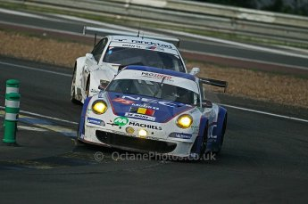 2010 Le Mans. Arnage Corner. Digital Ref : CB1D4434
