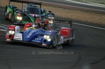 2010 Le Mans. Arnage Corner. Digital Ref : CB1D4439