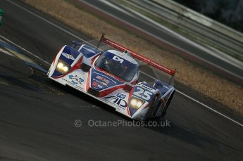 2010 Le Mans. Arnage Corner. Digital Ref : CB1D4448