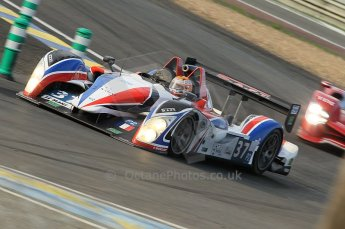 2010 Le Mans, Saturday June 12th 2010. Arnage Corner. Digital Ref : CB1D4533