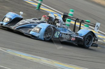 2010 Le Mans, Saturday June 12th 2010. Arnage Corner. Digital Ref : CB1D4634
