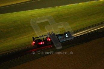 2010 Le Mans, Saturday June 12th 2010. Chapelle/Tertre Rouge at night. Digital Ref : CB1D4723