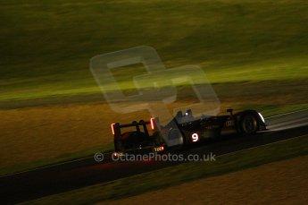 2010 Le Mans, Saturday June 12th 2010. Chapelle/Tertre Rouge at night. Digital Ref : CB1D4787
