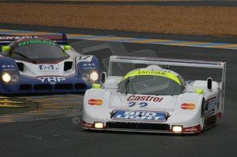 2010 Le Mans Group.C support race. Dunlop Chichane. Digital Ref : LW40D3413
