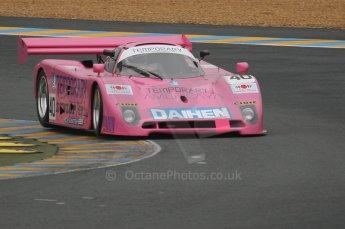 2010 Le Mans Group.C support race. Dunlop Chichane. Digital Ref : LW40D3491