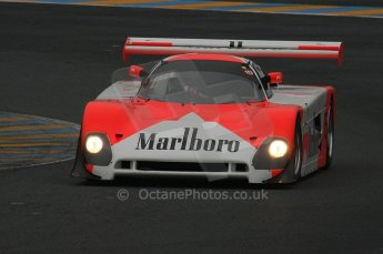 2010 Le Mans Group.C support race. Dunlop Chichane. Digital Ref : LW40D3514