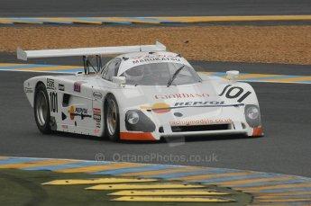 2010 Le Mans Group.C support race. Digital Ref : LW40D3520