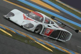2010 Le Mans Group.C support race. Dunlop Chichane. Digital Ref : LW40D3536