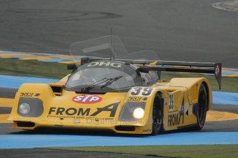 2010 Le Mans Group.C support race. Dunlop Chichane. Digital Ref : LW40D3555