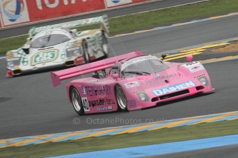 2010 Le Mans Group.C support race. Dunlop Chichane. Digital Ref : LW40D3639