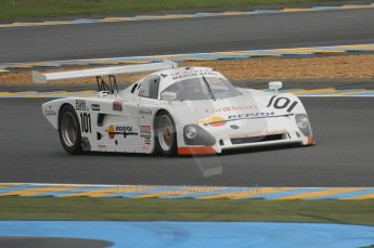 2010 Le Mans Group.C support race. Dunlop Chichane. Digital Ref : LW40D3663