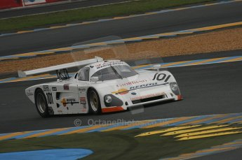 2010 Le Mans Group.C support race. Dunlop Chichane. Digital Ref : LW40D3710