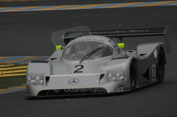 2010 Le Mans Group.C support race. Dunlop Chichane. Digital Ref : LW40D3713