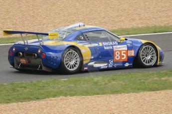 2010 Le Mans, Saturday June 12th 2010. Chapelle/Tertre Rouge. Digital Ref : LW40D4021