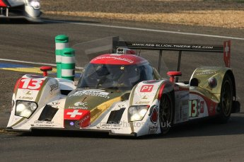 2010 Le Mans. Arnage Corner. Digital Ref : LW40D4595