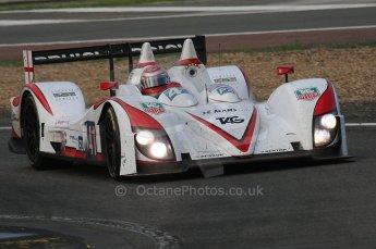 2010 Le Mans, Saturday June 12th 2010. Arnage Corner. Digital Ref : LW40D5101