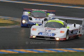 2010 Le Mans Group.C support race. Dunlop Chichane. Digital Ref : CB7D5342