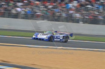 2010 Le Mans Group.C support race. Dunlop Chichane. Digital Ref : CB7D5473