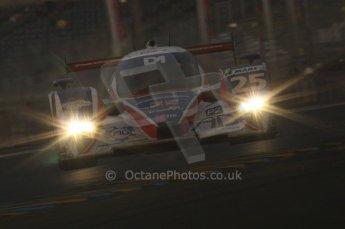 2010 Le Mans, Sunday June 13th 2010. Dunlop Chicane at dawn. Digital Ref : LW40D5526